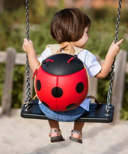 Ladybug kids backpacks Mochilas infantiles Ladybug